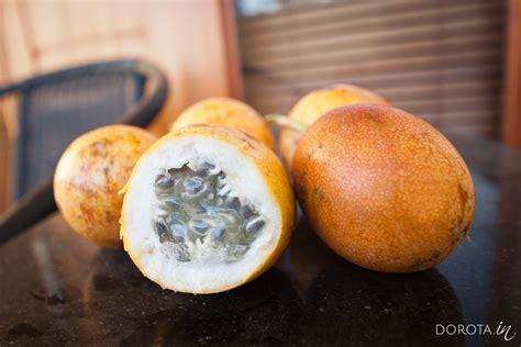 Marakuja, passiflora, granadilla - właściwości | Dorota ...