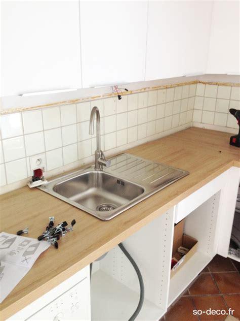 changer le plan de travail d une cuisine ma cuisine avant après à st valery lien sponsorisé