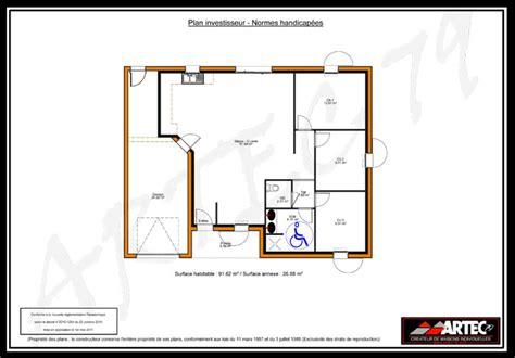 plan maison contemporaine plain pied 4 chambres plans de maisons constructeur deux sèvres
