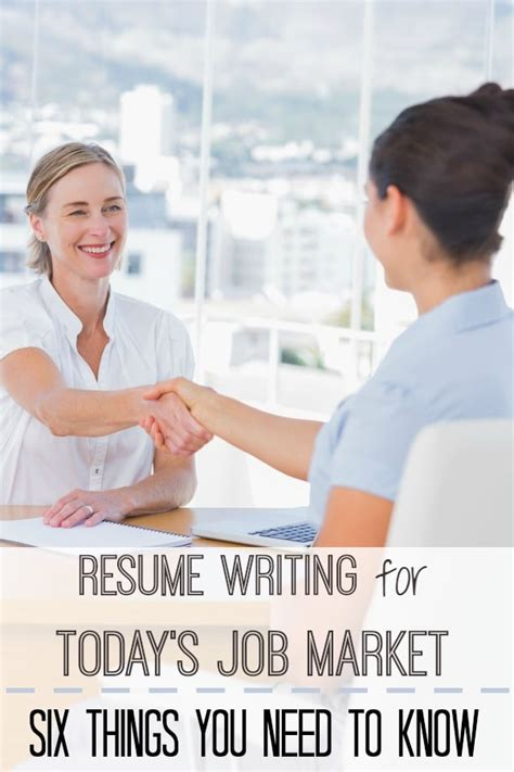 resumes todays market resume writing for today s market six things you need to moments with mandi