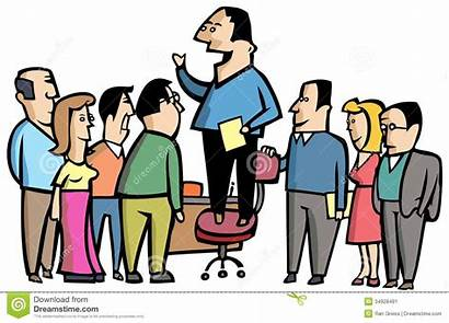 Clipart Conference Committee Meeting Clip Workers Office