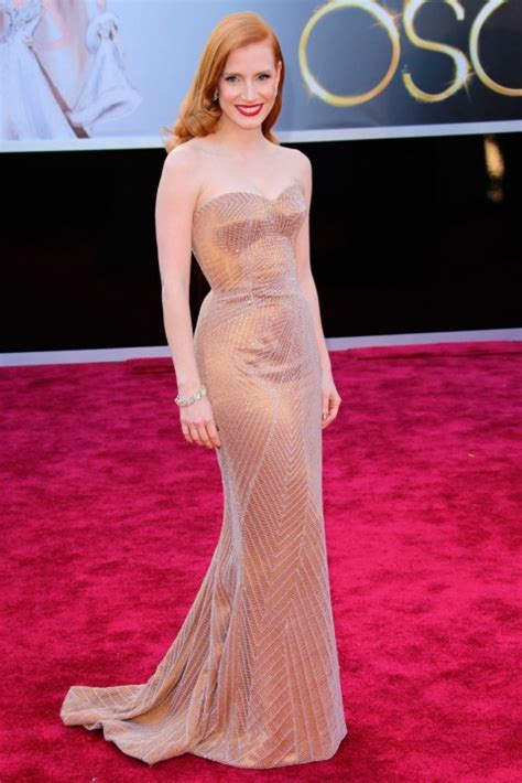 Best Oscar 2013 by Best Dresses From Oscar 2013