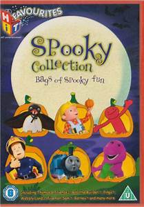 The Hits Chart Hits Favourites Spooky Collection Dvd Zavvi