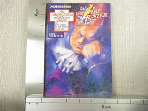 Vampire Hunter Sega Saturn Manual Guide Book Ver 1 Ap3x
