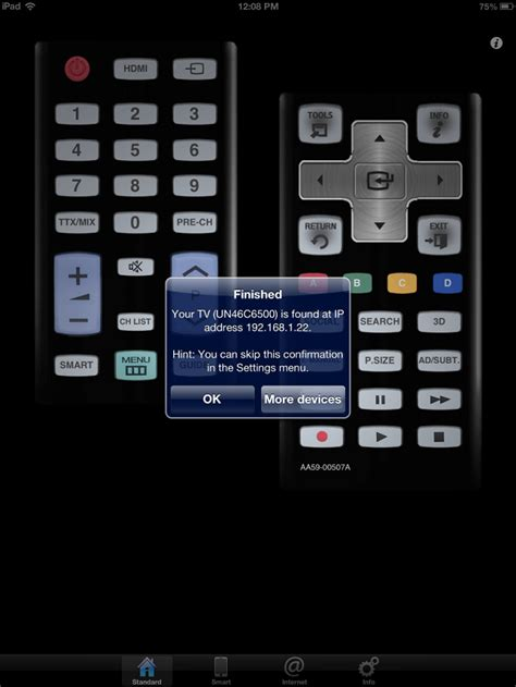 remote iphone samsung remote free app for iphone your tv with a