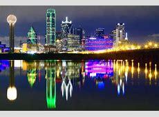 Dallas skyline wins 'Best International Skyline' by USA