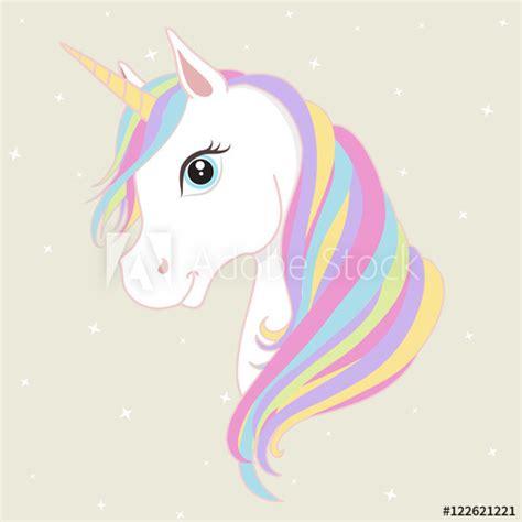 unicorn vector image  getdrawingscom