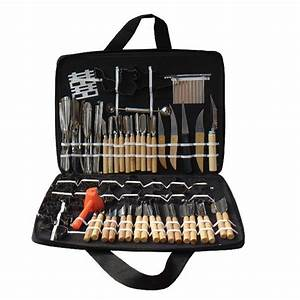 Portable 80Pcs Vegetable Food Fruit Carving Tool Kit w