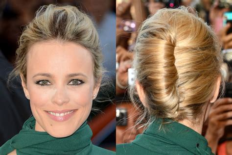 french twist chignon women hairstyles