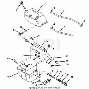 Poulan Pp1236a Tractor Parts Diagram For Dash
