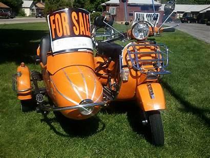 Sidecar Scooter Stella Genuine Road