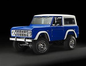 Ford Bronco 2018 : united pacific industries to feature maxlider brothers 1966 ford bronco during sema 2018 ~ Medecine-chirurgie-esthetiques.com Avis de Voitures