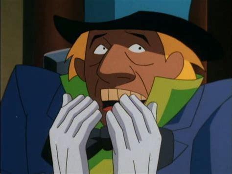 batman: the animated series batman mine4 joker batman the