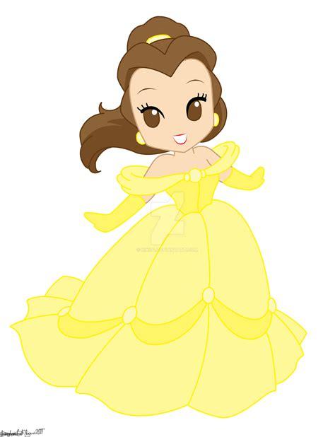 disney princess belle  kiki  deviantart
