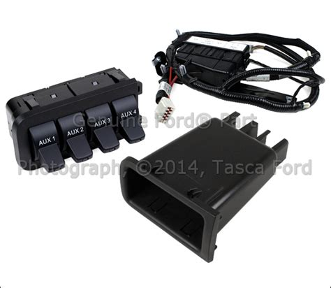 2002 2004 ford f250 f350 f450 f550 duty headlight fog l switch oem new ebay