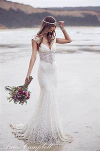 glam beach wedding dresses weddings romantique With wedding dresses beach collection