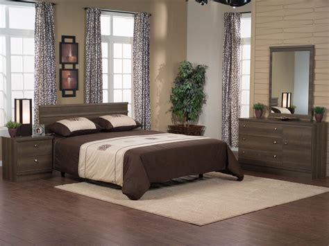 Loft Bedroom Package by Loft 4 Bedroom Package Grey Brown The Brick