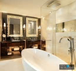 luxury hotel bathroom home 187 modern bathroom 187 st regis
