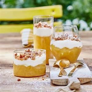 Apfel Crumble im Glas: Rezept Rezept [LIVING AT HOME]
