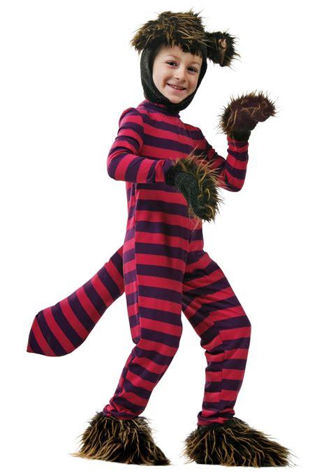 Kids Cheshire Cat Costume Ebay