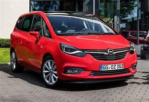 Opel Zafira Prix Occasion : opel zafira 1 6 turbo cng ecoflex edition 2017 prix moniteur automobile ~ Gottalentnigeria.com Avis de Voitures
