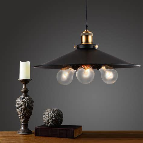 kitchen island single pendant lighting vintage industrial pendant l retro metal pendants bars 8215