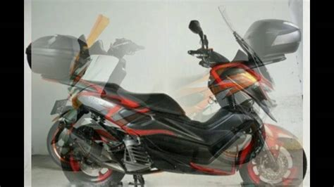 Modification Motor Yamaha by 68 Modifikasi Yamaha Nmax Gunmetal Modifikasi Yamah Nmax