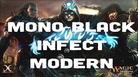 mono black infect  metalwork colossus modern loss