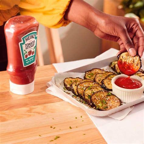Heinz Tomato Ketchup No Added Sugar & Salt | Ocado