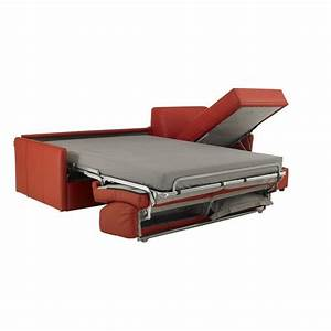 canape convertible ouverture express angle reversible en cuir With tapis couloir avec canape convertible compact