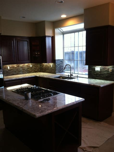 glass tile back splash in temecula by hamilton tile and