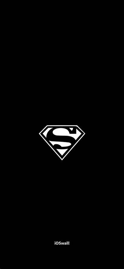 Superman Iphone Wallpapers Oled Dark Amoled Phone