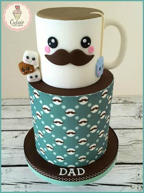 fathers day themed cake fathers day cake ideas