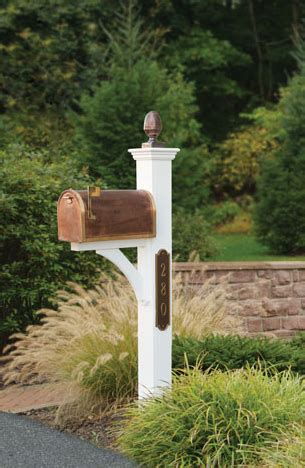As shown above, we only have six mailboxes so the above command will run without a warning. My Curb Appeal Plans: Beautiful Mailboxes, Mailbox Posts, and Mailbox Landscaping - Addicted 2 ...