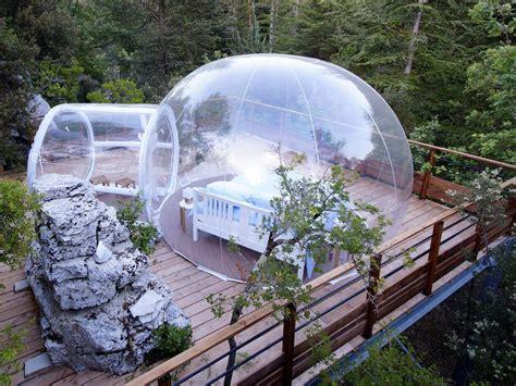 chambre insolite paca bulles des bois dormir dans une bulle nuit insolite