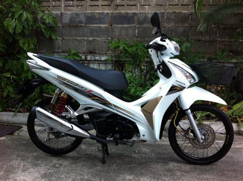 Honda Wave 125i 2012 Pantip
