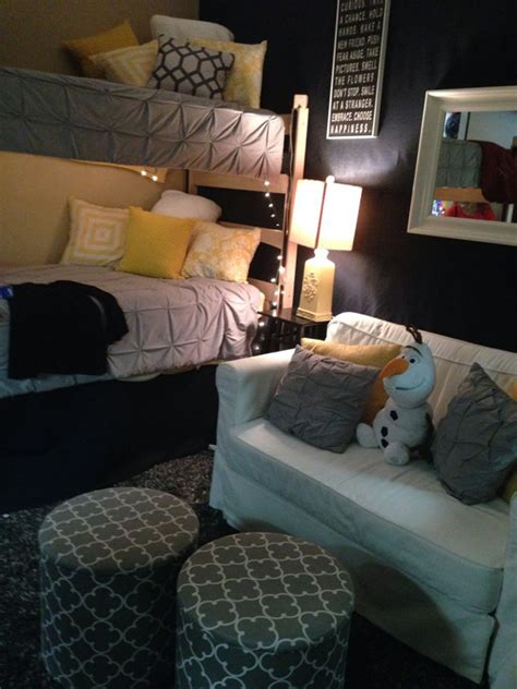 15 Lovely College Dorm Room Designs  House Design And Decor