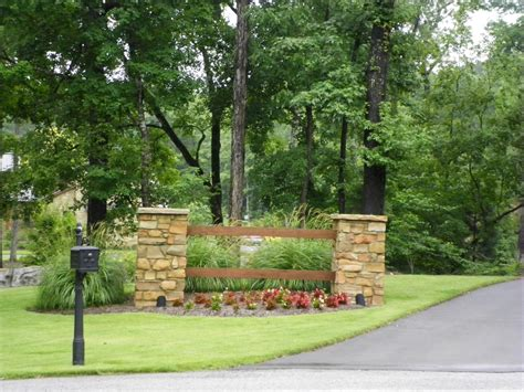 landscaping ideas for entrance driveway driveway landscaping newsonair org