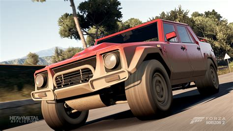 1986 Lamborghini Lm002 For Sale by Forza Motorsport Heavy Metal Affliction 1986