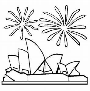 Australia Coloring Pages Coloringpagesabccom