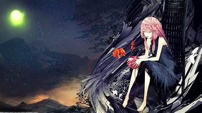 Inori Yuzuriha Guilty Crown Egoist Anime Redjuice