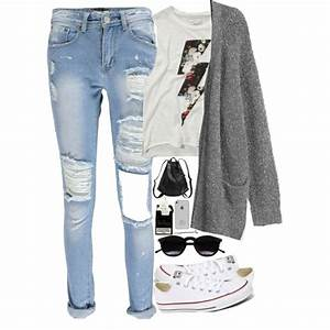 Back to School Outfits with Denim Jeans - Outfit Ideas HQ