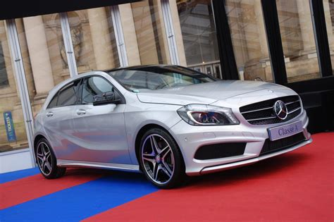 Mercedes A Class Photo by Photo Mercedes Classe A W176 200 Blueefficiency Berline