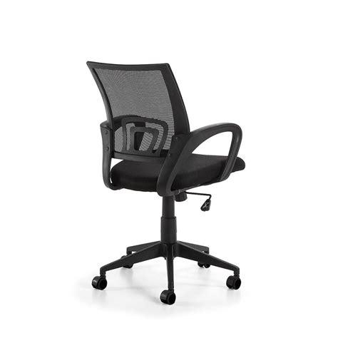 chaise à roulettes chaise de bureau design réglable à roulettes rail par