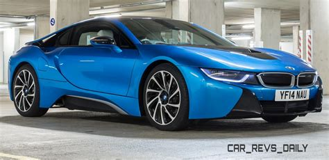 44s 2015 Bmw I8 Glams Up London And English Countryside