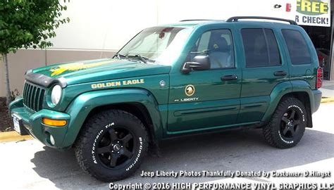 jeep golden eagle decal jeep wrangler golden eagle decals 4pc kit for hood side