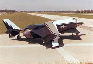 VTOL Military Aircraft Prototype