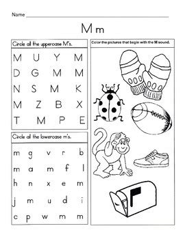 letter m worksheets 5 letter m worksheets alphabet phonics worksheets 48896
