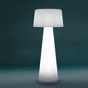 Luminaire Exterieur Design : lampadaire jardin design ~ Edinachiropracticcenter.com Idées de Décoration