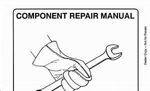 Bobcat Hydraulic Pump Service Repair Workshop Manual